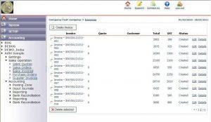 Accounting Application